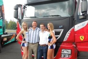 Iveco Czech Republic a PROFI AUTO CZ podepsali dohodu o zřízení první Truck Station v České republice