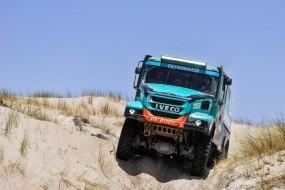 Tým PETRONAS De Rooy IVECO je připraven poměřit síly v nejtěžším rallye závodě na světě, na Dakaru 2019