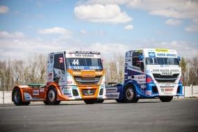 IVECO se stalo partnerem ME tahačů FIA 2019 a zabojuje s týmem 'Die Bullen von IVECO'